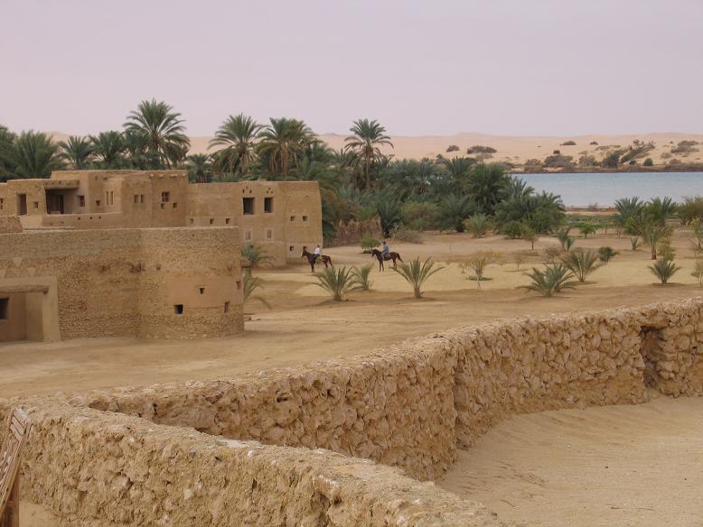 Autour du Nil - Desert - steam ship sudan