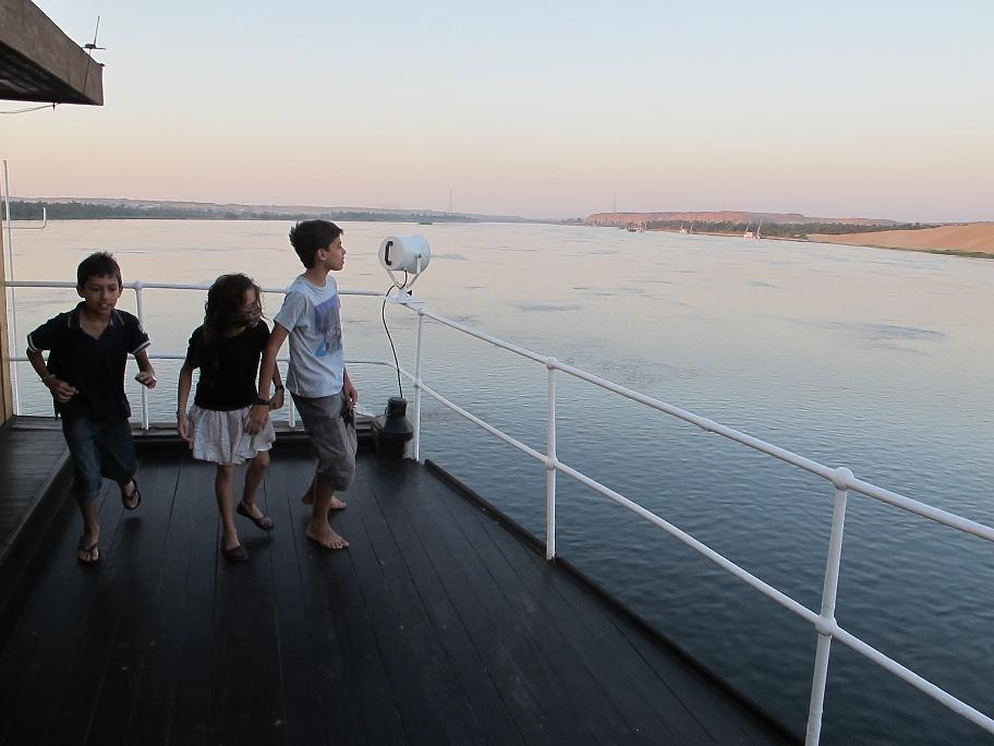A bord du steam ship sudan - Bateau Mort sur le Nil - Agatha Christie - Hercule Poirot